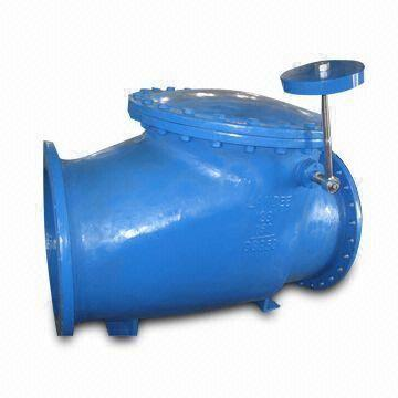 AWWA C508 Water Check Valves:125 LB TO 300LBS