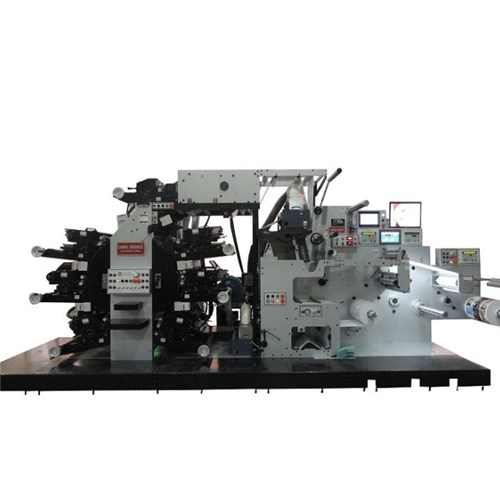 6 Color High Speed Auto Satellite Full Rotary Letterpress Printing Machine (460R)