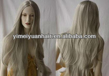 CYNOSURE human hair wig root color lace wigs