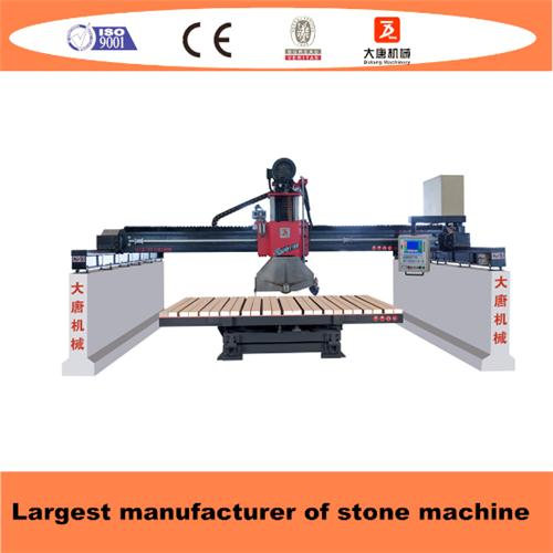 Bridge Type 3D CNC Special Shape Coping Machine