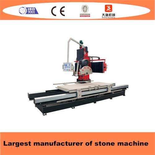 Single Arm 3d Special Shape Coping Machine