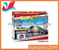 B/O Newest and hottest kids electric railway train toy with light