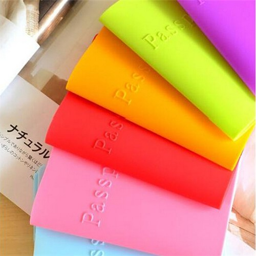 Silicone Passport Protective Case