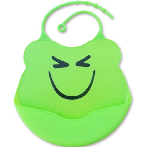 Durable Silicone Baby Bib