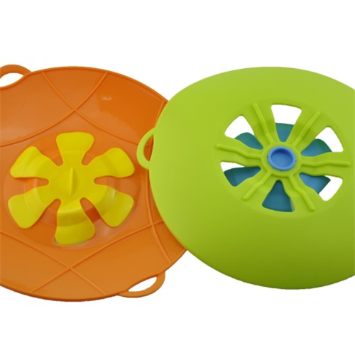 Silicone Kitchenware Anti-spill Cover