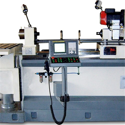 Lateral Moving Gun Drilling Machine