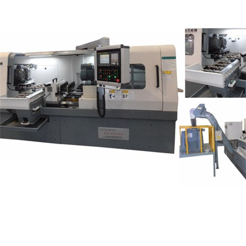 Four-spindle deep hole  Drilling Machine